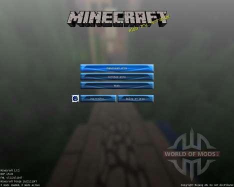 DataCraft [64x][1.7.2] pour Minecraft