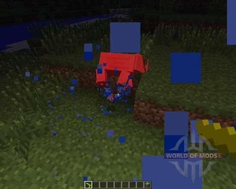 Water Gun [1.6.2] für Minecraft