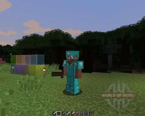 Gardenhead: Die Legende [16х][1.8.1] für Minecraft
