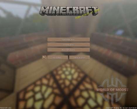 Invictus [64x][1.8.1] pour Minecraft