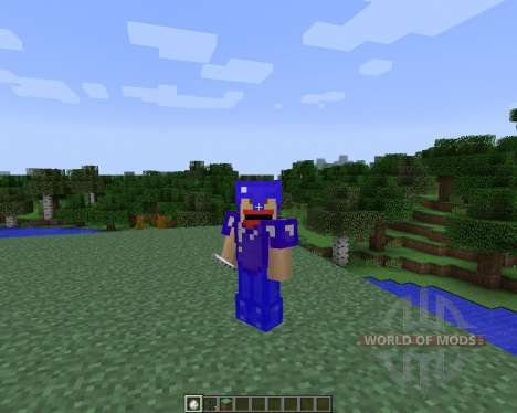 Colorful Armor [1.7.2] für Minecraft