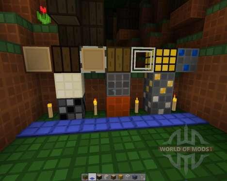 Crazyks Cubic [32x][1.7.2] pour Minecraft