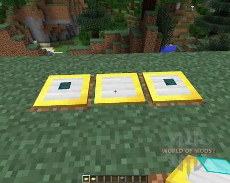 Iron Pressure Plate [1.7.2] für Minecraft