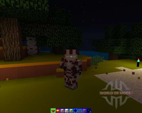 Orange [16x][1.7.2] pour Minecraft