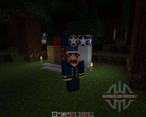 NavyCraft [32x][1.7.2] für Minecraft
