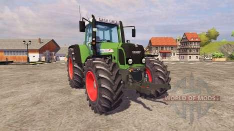 Fendt 718 Vario für Farming Simulator 2015