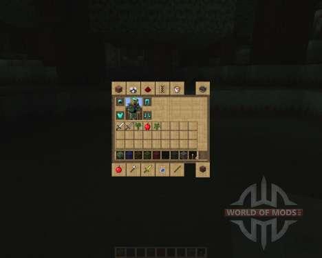 Fillecraft [32x][1.7.2] pour Minecraft