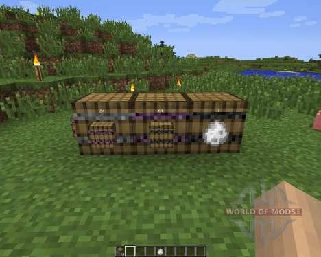Barrels [1.6.2] für Minecraft