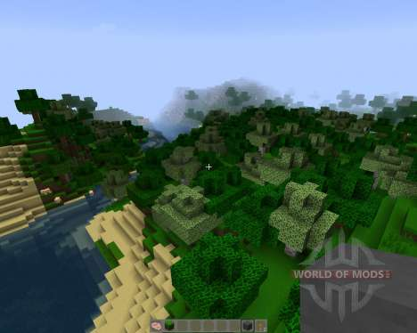 Avalon [16x][1.8.1] pour Minecraft