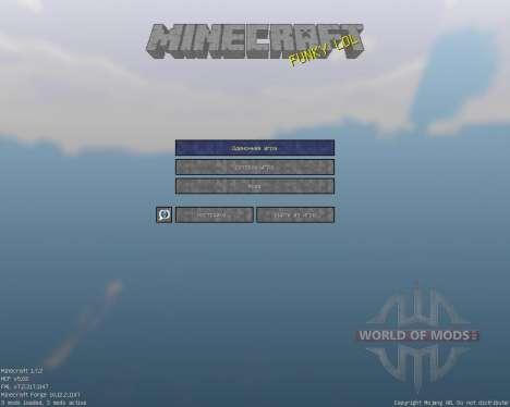 Arista [32x][1.7.2] pour Minecraft