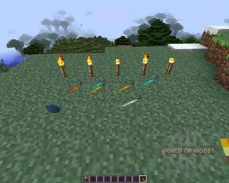 Paintball Resourcepack [32x][1.7.2] pour Minecraft