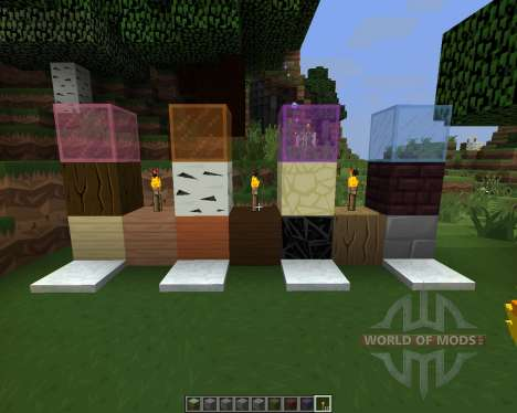 ZaclePack [128x][1.8.1] pour Minecraft