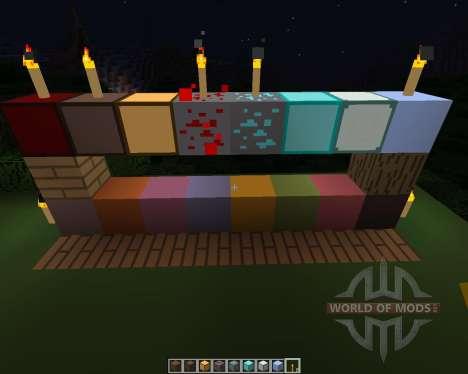 Plus simple [16х][1.8.1] pour Minecraft