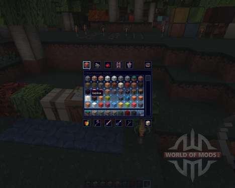 Aedena Pack [32x][1.8.1] für Minecraft