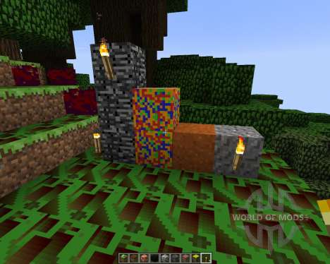 Trippin Texture Pack [16x][1.7.2] pour Minecraft