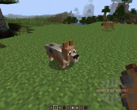 Copious Dogs by wolfpup [1.7.2] pour Minecraft