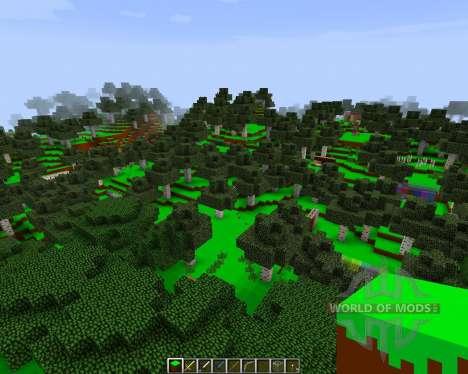 Tiger PvP Resource Pack [64x][1.7.2] für Minecraft