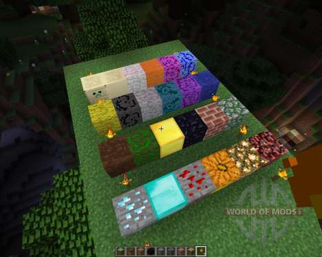 The Carsination Pack [16x][1.7.2] pour Minecraft