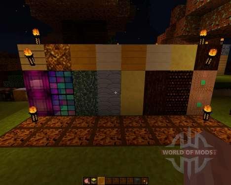StoneBo [64х][1.8.1] für Minecraft