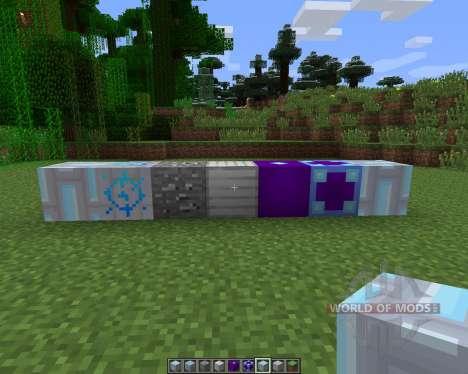 Halocraft [1.6.2] pour Minecraft