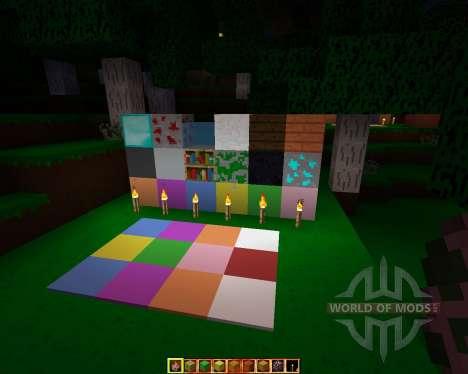 Le Sonic Lisse Pack [16х][1.8.1] pour Minecraft