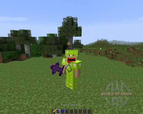 Power Gems [1.7.2] pour Minecraft