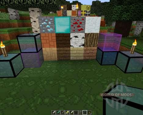 Razorpack [16х][1.8.1] für Minecraft