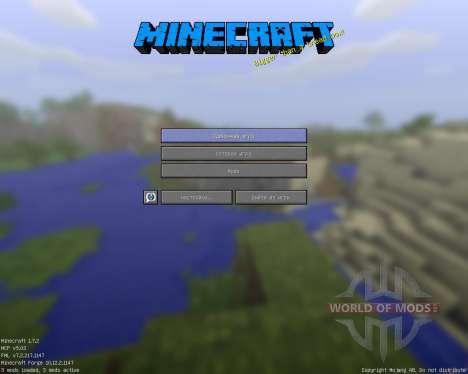 NetbookCraft [16x][1.7.2] für Minecraft
