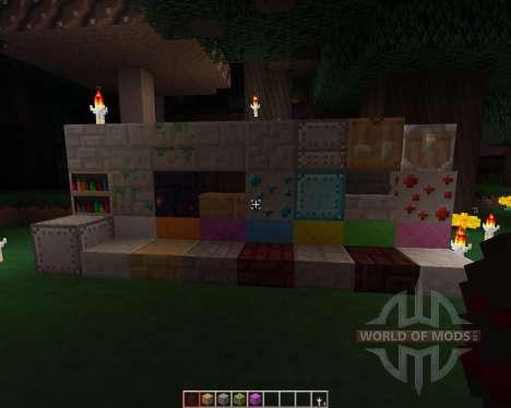 De sable Rêves [16х][1.8.1] pour Minecraft