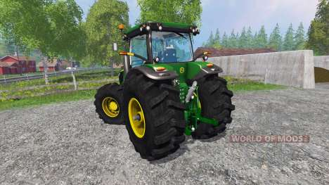 John Deere 7200R forest für Farming Simulator 2015
