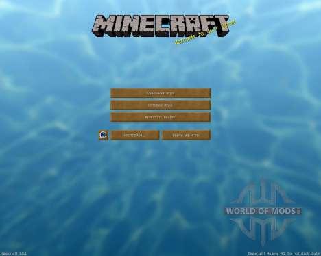 Only Time Will Tell [32x][1.8.1] für Minecraft