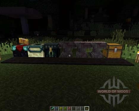 Tun,Nal-Handwerk [512х][1.8.1] für Minecraft