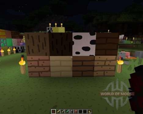 Ziehen Sie einfach [128х][1.8.1] für Minecraft