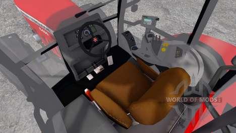 Massey Ferguson 6480 FL pour Farming Simulator 2015