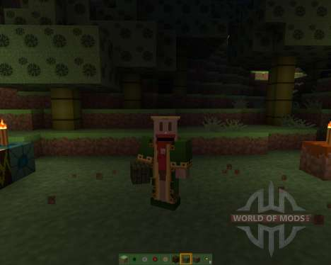 Glade of Dreams [32x][1.7.2] pour Minecraft