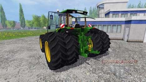 John Deere 8530 v4.0 pour Farming Simulator 2015