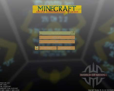Chromatose [64x][1.7.2] pour Minecraft