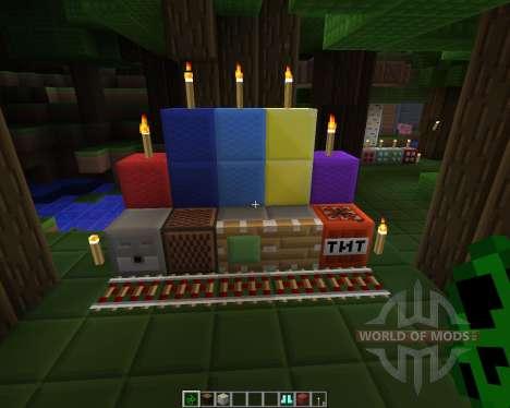 BoxCraft [16x][1.7.2] pour Minecraft