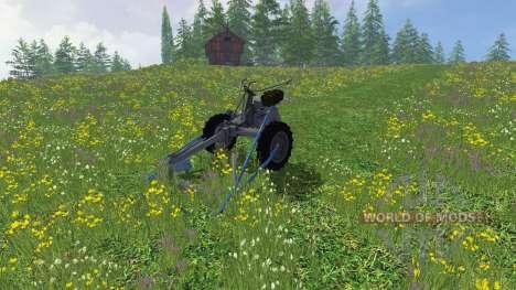 BCS 127 v0.8 für Farming Simulator 2015