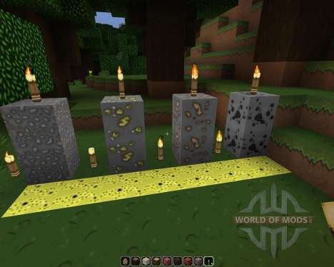 Six Gig [64x][1.7.2] für Minecraft
