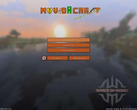 Movidacraft Simple Texture Pack [16x][1.8.1] für Minecraft