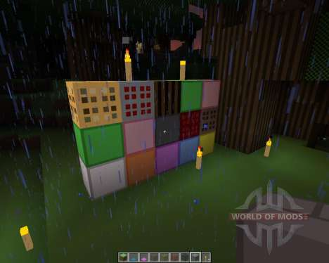 Simpler Squares [16x][1.7.2] pour Minecraft