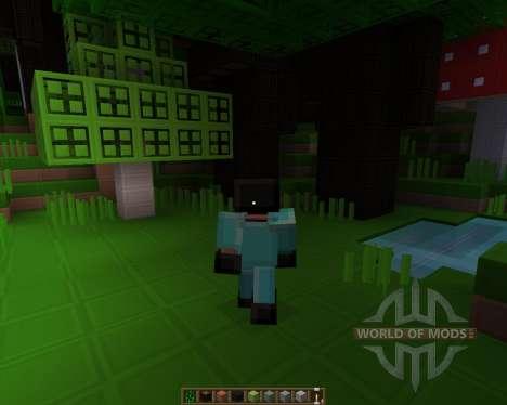 OttieCraft [16x][1.8.1] für Minecraft