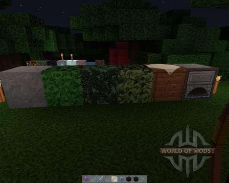 Marvelouscraft [64х][1.8.1] pour Minecraft