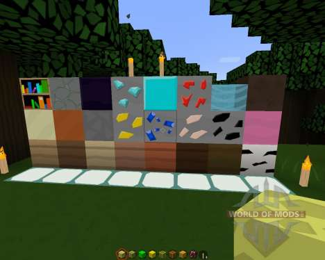 Simple sharp [128х][1.8.1] pour Minecraft