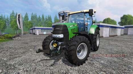 Krone Big T1600 pour Farming Simulator 2015