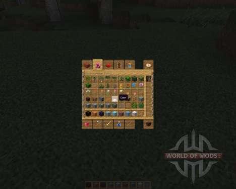MineLoL [64х][1.8.1] pour Minecraft