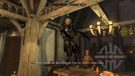 Vilja in Skyrim [4.01] für Skyrim neunten Screenshot