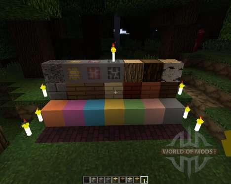 WegeCraft [16х][1.8.1] für Minecraft