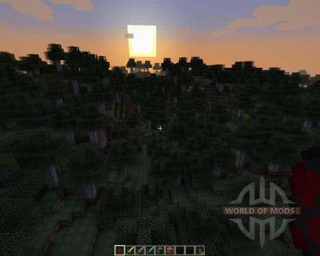 Affluence [16x][1.8.1] pour Minecraft